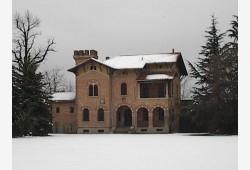 Villa comunale - inverno