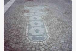 Gioco dello ''scalone'' in Piazza Giovanni Paolo II